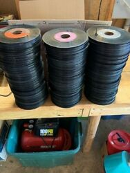 360 45 Rpm Record Lot 70's 80's Rock Pop Country And Randb