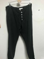 Greg Lauren X Banana Republic Auth Limited Rare Sweat Pants M Used From Japan