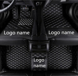 Car Floor Mat For Jeep Wrangler 2008-2022 Non Toxic And Inodorous