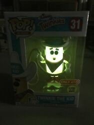 Funko Pop Ad Icons Twinkie The Kid 31 Target Exclusive Glow In The Dark Pop New