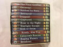 The Story Keepers Ad 64 Dvd Complete Set Collection 13 Disk Region 1 Bible Story