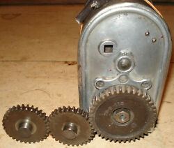 Splitdorf Indian Motorcycle 2-cylinder Magneto  40 Tooth Gear