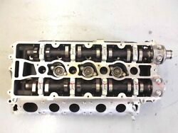 Used Yamaha Outboard F350 Cylinder Head Star-board P/n 6aw-w009a-00-9s Mint