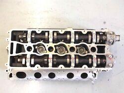 Used Yamaha Outboard F350 Cylinder Head Star-board, P/n 6aw-w009a-00-9s, Mint