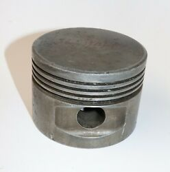 Used Continental C75 C85 Piston Pn 646287 Casting 4940 Only Have One