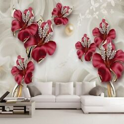 Wall 3d Murals Wallpaper For Living Room Home Decors Waterproof Thick Wallpapers