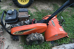 Used Kabota Ariens 17 Forward And Reverse Tiller, Tractor Drive, And Cover