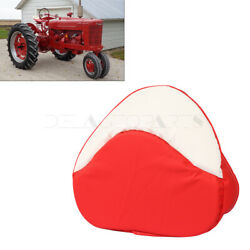 Fit For Farmall H M Series 300 450 Cub Tractor Seat Cushion Pan Seat Padded