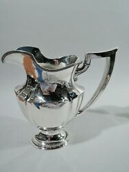 Gorham Plymouth Water Pitcher - A2788 - American Sterling Silver - 1903