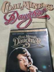 Vintage Coal Miner's Daughter Promo Movie Shirt Loretta Lynn Queen Of Country