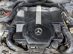 2003 Mercedes Clk500 Coupe 5.0l Engine Assembly With 70329 Miles 04 05 06