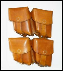 Double Holster, Set - Two Double Holster - The Mannlicher