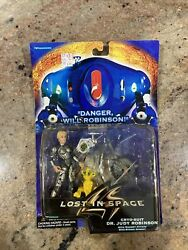 1997 Trendmasters Lost In Space Dr. Judy Robinson Action Figure
