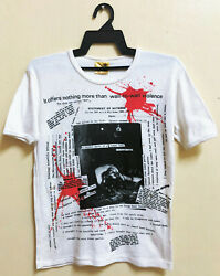 Vintage 70s Boy Blackmail Kitsch22 Police Brutality T-shirt Punk Seditionaries