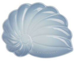 Sale Le Creuset Summer Days Series Shell Dish M Size Oven Microwave Safe 23cm