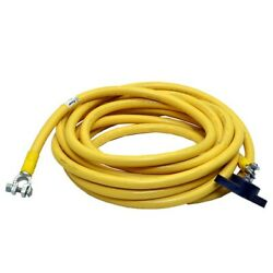 Pacer Boat Yellow Battery Cable   1 Awg 21 Ft Junction Terminal Block