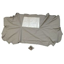 Lund 08 Canadian 1850 W/t Canvas Gray Marine Boat Snap On Aft Curtain 2034040