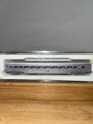 Con-cor0001-04001j Amtrakphase 2 Coach Passenger Car 4890 N Scale