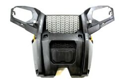 2012 Polaris Sportsman 500 Ho Plastic Front Bumper With Lower Grill Acces Cover