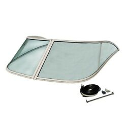 Scout 245 Abaco 2011 78 Inch Glass Boat Windshield 9741040017