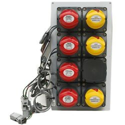 Bep Boat Battery Switch Cluster 81-008-0009-00   Triple Md