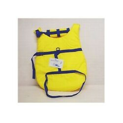 Safegard Lifejackets Boat Pet Life Vest   Xxl 75 Pounds And Up Yellow