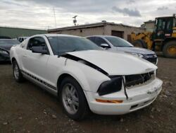 Automatic Transmission 07 Ford Mustang 5 Speed 4.0l Sohc Thru 2/05/07 2921172