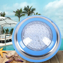Led Swimming Pool Light Rgb Underwater Color Decor Lights+remote Control Sale Us