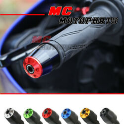 Cnc Storm Bar Ends Racing Pair For Ducati 848 / Evo / S R 07-2014 08 09 10 11 12