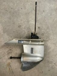 Honda Bf115a Outboard Lower Unit With 20 Shaft
