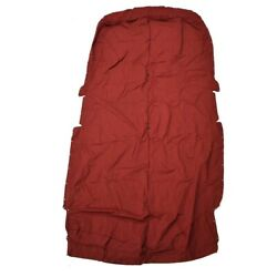 Chaparral Boat Cockpit Cover 10.04335 | 287 Ssx W/ Radar Arch Red