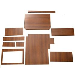 Marquis Boat Galley Panel X4000378 | 37and039 Ebel Matte Cherry Wood Kit