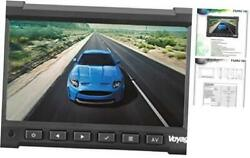 Vom718 7 Lcd Color Backup Rear View Vehicle Observation Monitor W/ 3 Camera