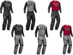Fly Racing Patrol Jersey And Otb Pant Combo Set Over-the-boot Offroad Mx Atv Gear