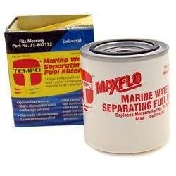 Tempo Boat Fuel Filter Mf11 170100 | Water Separating 35-60494-1