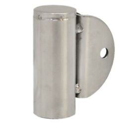 Boat Transom Door Top Hinge   Pivoting 7/8 Inch Stainless Single