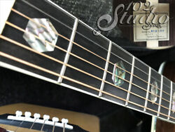 S.yairi Myd-180 Order Model All Veneer Historic Warranty And Other Supplies