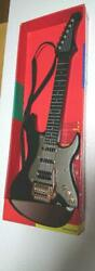 Electronic Rock Guitar Old Toy Retro Antique List No.mg459