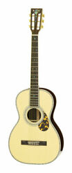 Aria Adl-935 Natural Parloracoustic Guitar/with Case List No.yg1379