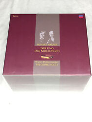 Esoteric Sacd Essd-90021/34 15discs Wagner Der Ring Vpo Solti New All Discs F/s