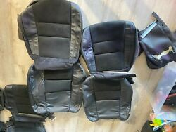 Oem Leather Kit For Jeep Grand Cherokee Laredo 2011-2021 Leather/suede