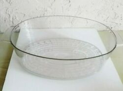 Oster Food Steamer Lower Steaming Bowl Egg Tray 5711 5712 5713 5716