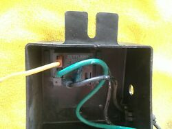 Atwood Water Heater Relay 93849, With Cover.