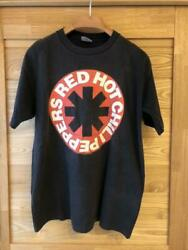 Red Hot Chili Peppers 90 T-shirt Vintage List No.mv2126