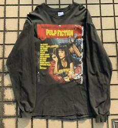 90s Vintage Pulp Fiction T-shirt 1994 F/s From Japan