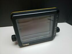 Humminbird Lcr-4x6 Head Unit Only With Cover Nice Condition