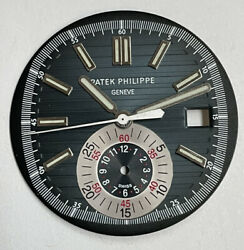 Patek Philippe Nautilus 5980- Blue Dial With Hands Set And Main Plate