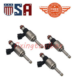 For 2015-18 Toyota Camry Avalon Sienna 3.5l 4x Fuel Injectors Nozzel 23250-0p090