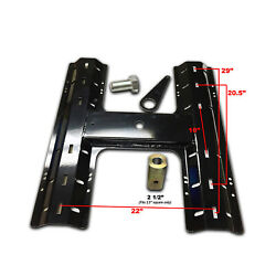 Popup Towing Cag-bw Convert-a-goose 5th Wheel Base Plate Fits Bandw Turnover Hitch
