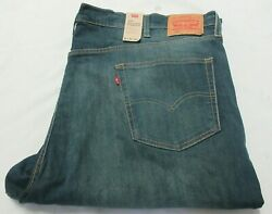 Levi's 559 Relaxed Straight Stretch Fit Men's Jeans Size 52x29 Bandt